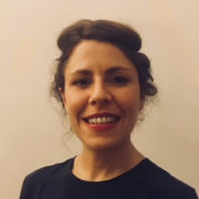 Portrait of Olivia, member of the InSpirit community